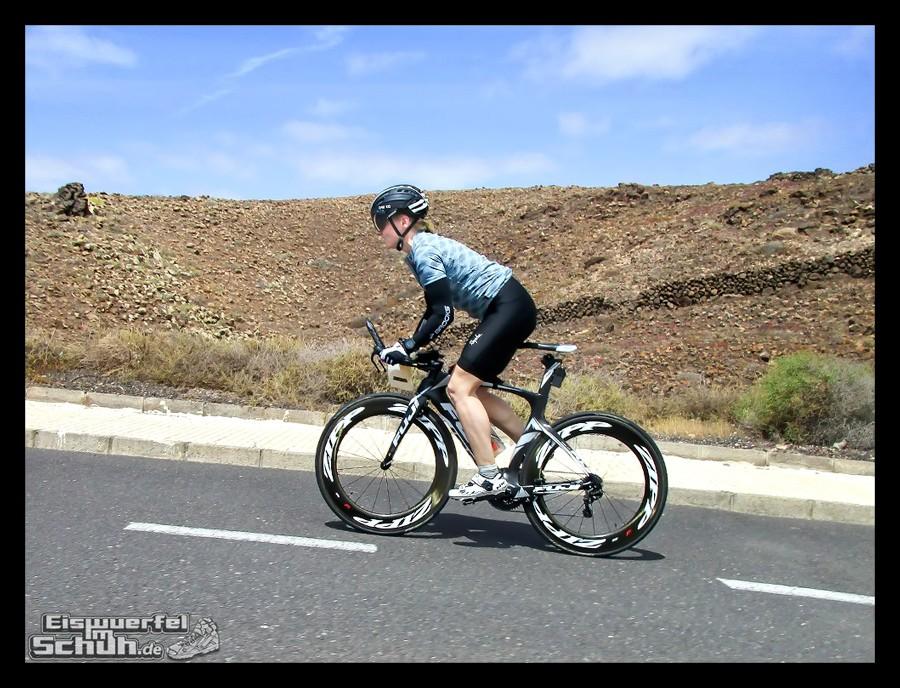 EISWUERFELIMSCHUH – Radgeschichten Lanzarote Triathlon Training 008