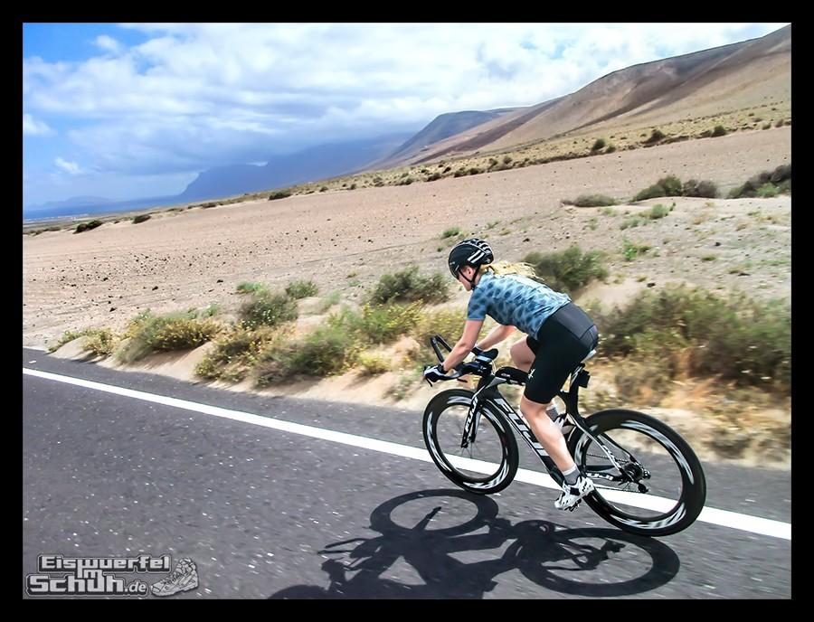 EISWUERFELIMSCHUH – Radgeschichten Lanzarote Triathlon Training 012