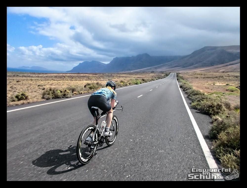 EISWUERFELIMSCHUH – Radgeschichten Lanzarote Triathlon Training 016