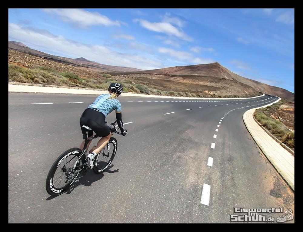 EISWUERFELIMSCHUH – Radgeschichten Lanzarote Triathlon Training 018