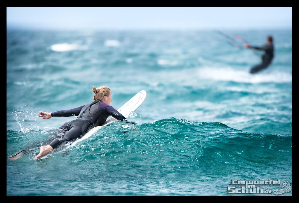 EISWUERFELIMSCHUH – Surfgeschichten Lanzarote Famara Surfen Kite I (25)