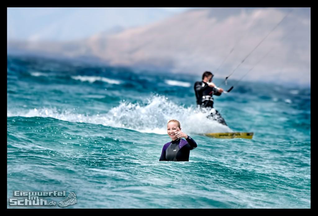 EISWUERFELIMSCHUH – Surfgeschichten Lanzarote Famara Surfen Kite I (28)