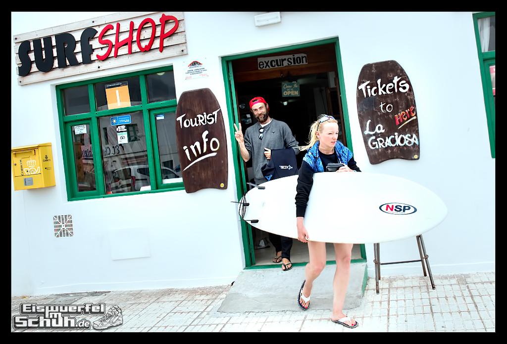 EISWUERFELIMSCHUH – Surfgeschichten Lanzarote Famara Surfen Kite I (3)