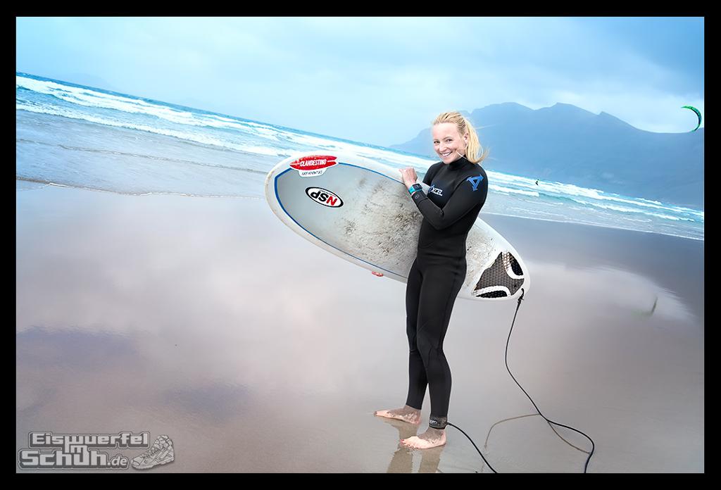 EISWUERFELIMSCHUH – Surfgeschichten Lanzarote Famara Surfen Kite I (34)