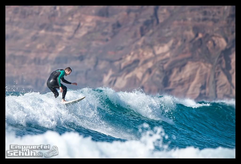 EISWUERFELIMSCHUH – Surfgeschichten Lanzarote Famara Surfen Kite I (45)
