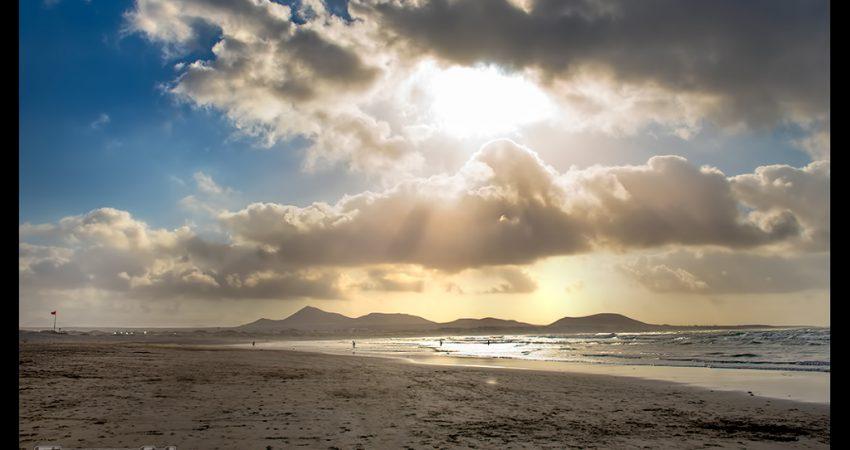 Ein perfekter Tag am Strand