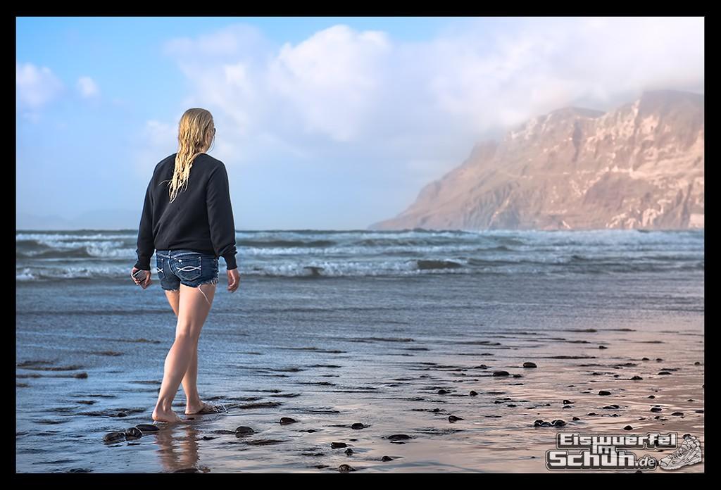 EISWUERFELIMSCHUH – Surfgeschichten Lanzarote Famara Surfen Kite I (69)