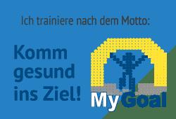 EISWUERFELIMSCHUH - MYGOAL Triathlong Training Laufen Ironman Radsport