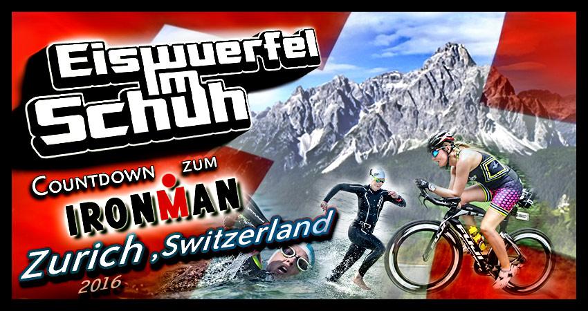 Die letzten Kilometer sind absolviert - Der Ironman Switzerland wartet