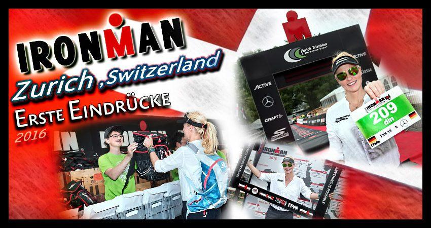 Die letzten Tage vor dem Ironman Switzerland