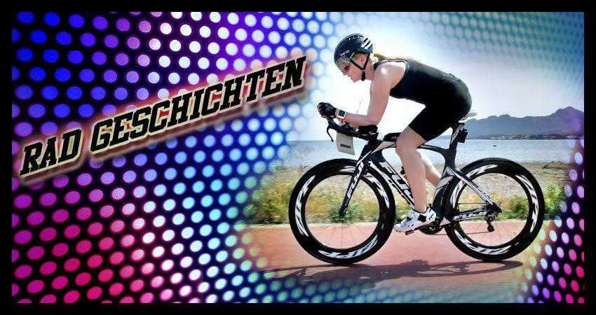 Radgeschichten: Den Lenker noch einmal herumgerissen