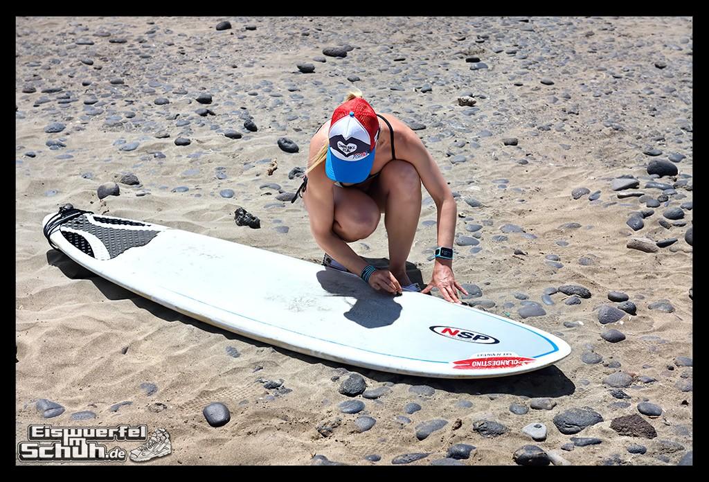 EISWUERFELIMSCHUH – Surfgeschichten Lanzarote Famara Surfen II (2)