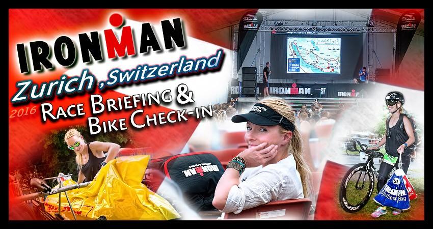 Ironman Switzerland: Meine erste Langdistanz - Teil I