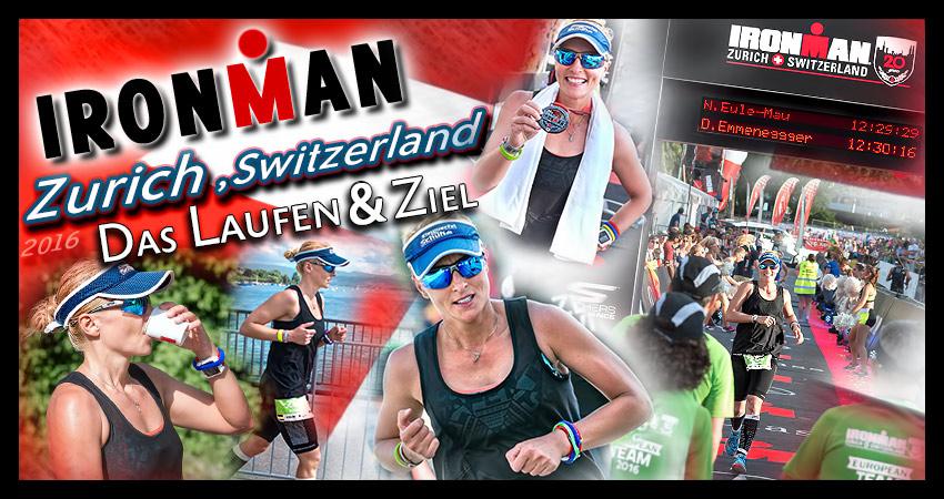 Ironman Switzerland: Meine erste Langdistanz - Teil IV