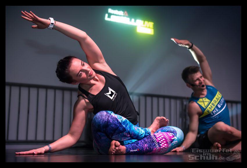 Unterwegs als Fitness Bloggerin - Sommer '16: IFA, Les Mills, ISTAF,...