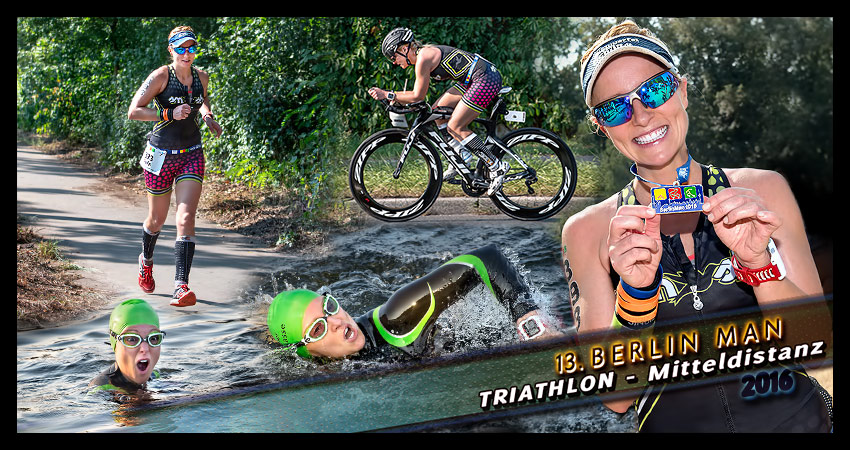 BerlinMan 2016: So geht Triathlon!