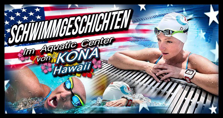 Schwimmgeschichten: Mein Aquatic Center Schwimmerlebnis