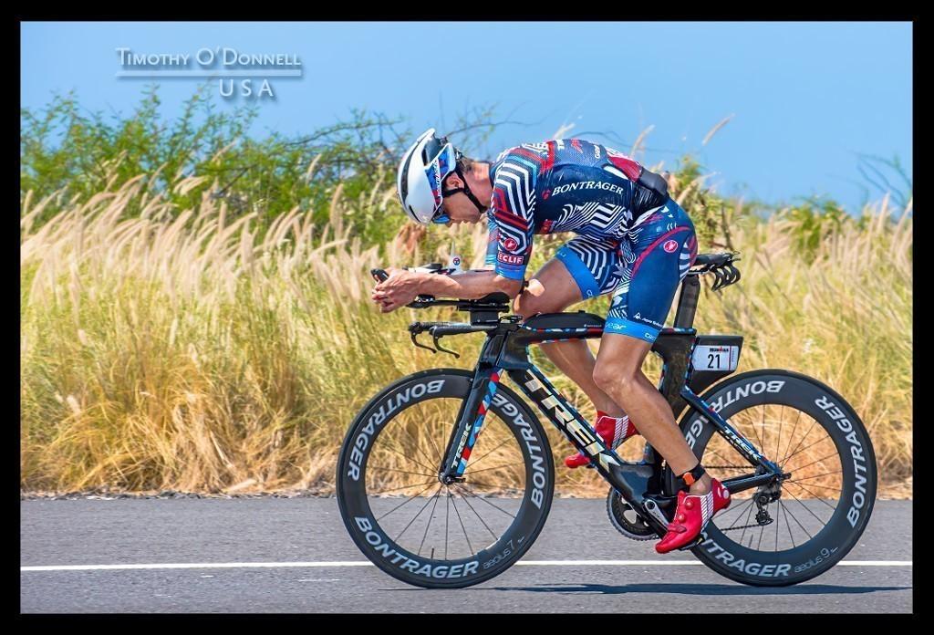Ironman World Championship Timothy O'Donnell