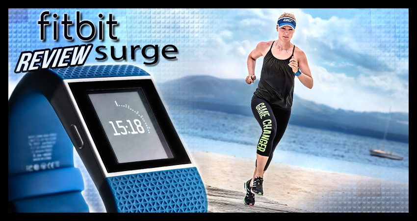 Die Fitbit Surge Fitness Watch im Test
