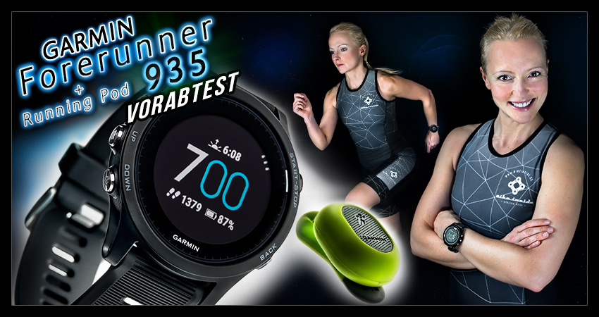 garmin forerunner 935 running dynamics pod vorabtest. Black Bedroom Furniture Sets. Home Design Ideas