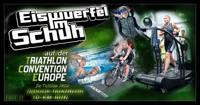 Sprung in die Wettkampf-Saison mit der Triathlon Convention Europe 2017