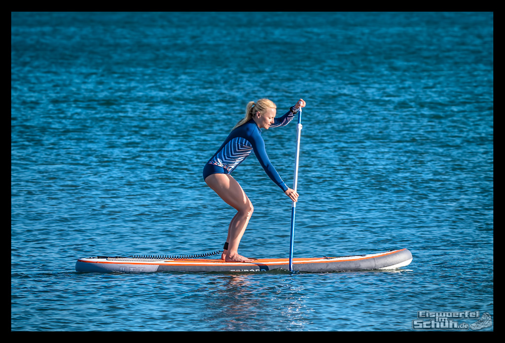 Stand Up Paddling als Fitnesstraining: 10 Gründe warum ihr es lieben werdet