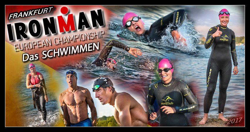 Ironman Frankfurt: Bike Check-In & Schwimmen – Teil I