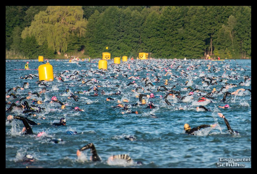 Ironman Frankfurt Langdistanz Langener Waldsee