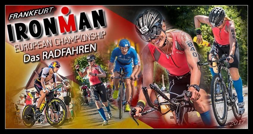 Ironman Frankfurt Radstrecke Mainhattan