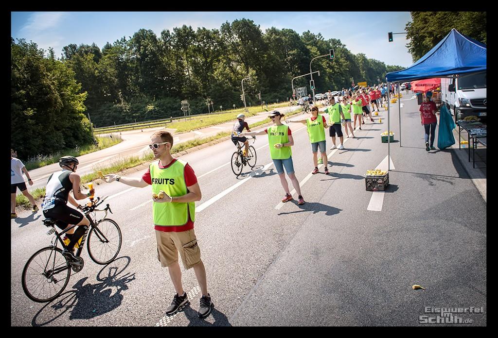 Ironman Frankfurt Helfer Radstrecke