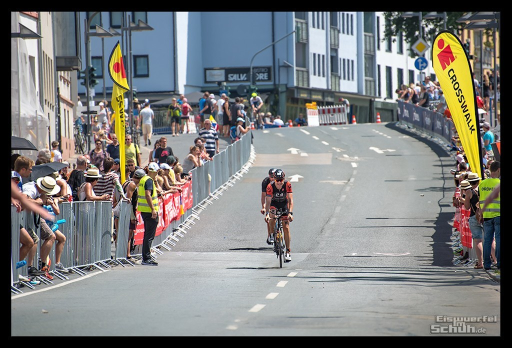Frankfurt Ironman Radstrecke Ziel