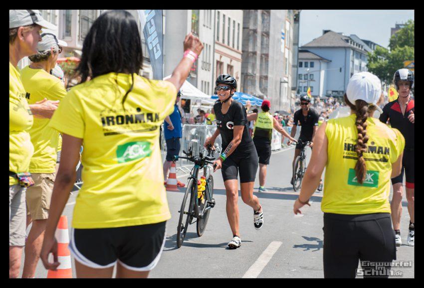 Ironman Frankfurt: der 180km Radabschnitt - Teil II