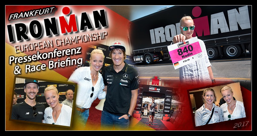 Ironman Frankfurt PreRace 2