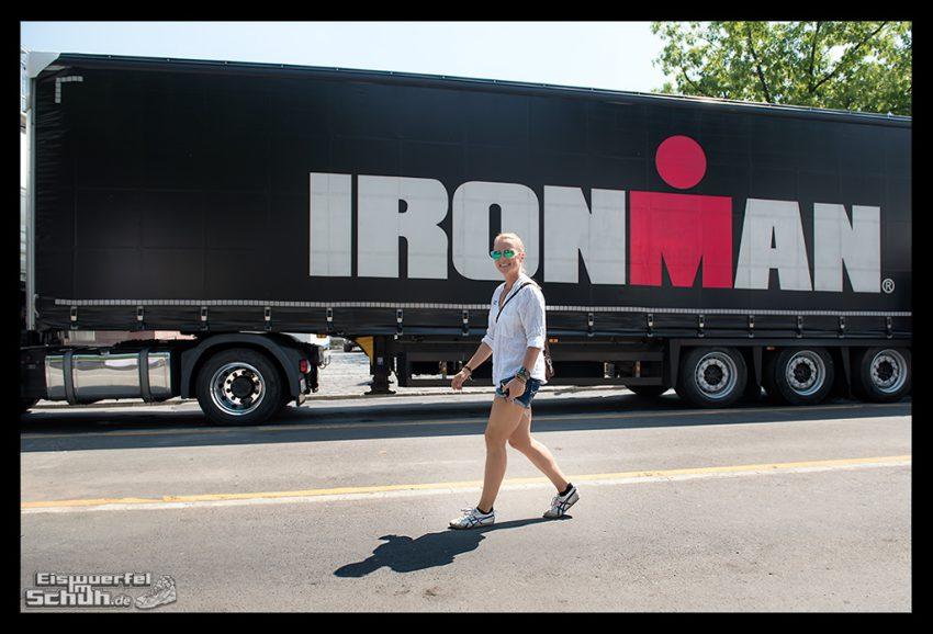 Ironman Frankfurt: Pre-Race Tage