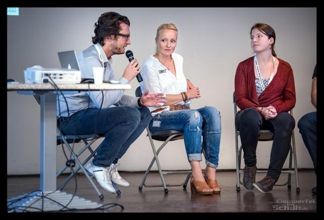 Fitness Blogger Konferenz FiBloKo Influencer Marketing Florian Frech