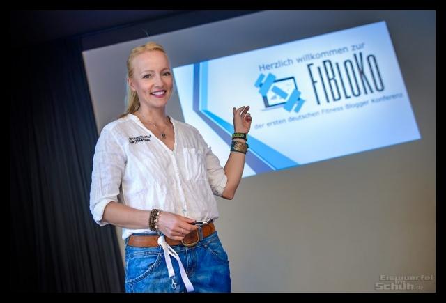 Fitness Blogger Konferenz Vorträge FiBloKo