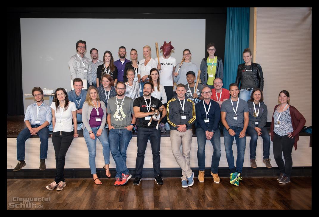 Fitness Blogger Konferenz FiBloKo Gruppenfoto