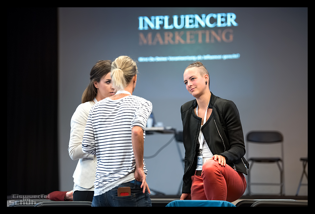 Fitness Blogger Konferenz FiBloKo Influencer Marketing
