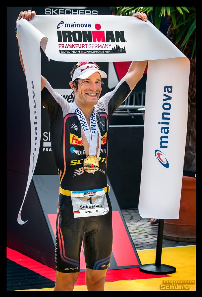 Ironman Frankfurt Sebastian Kienle