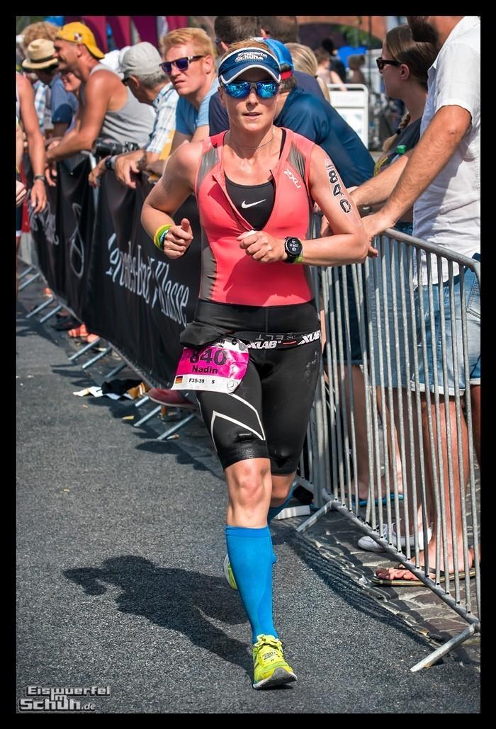 Ironman Frankfurt Römer Marathon