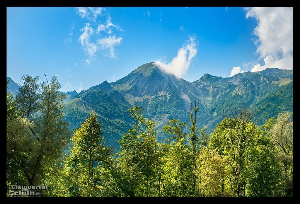 Sporturlaub im Kaiserwinkl Rafting Ache Kaisergebirge in Tirol