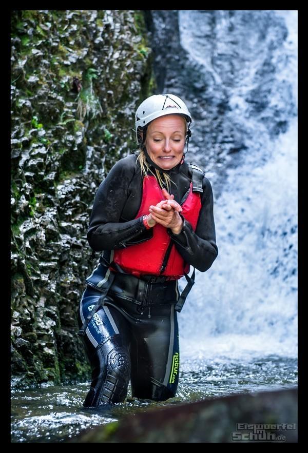 Sporturlaub im Kaiserwinkl EiswuerfelImSchuh Din Rafting mit Sport und Natur Team