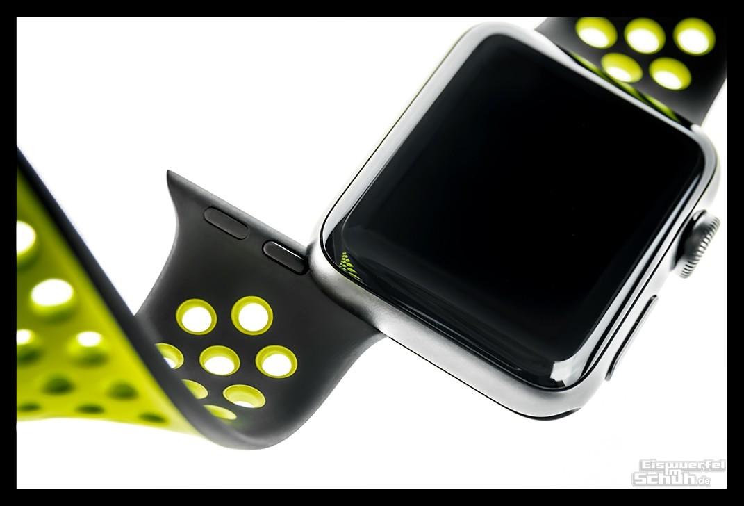 Apple Watch Series 2 Nike+ Armbandwechsel