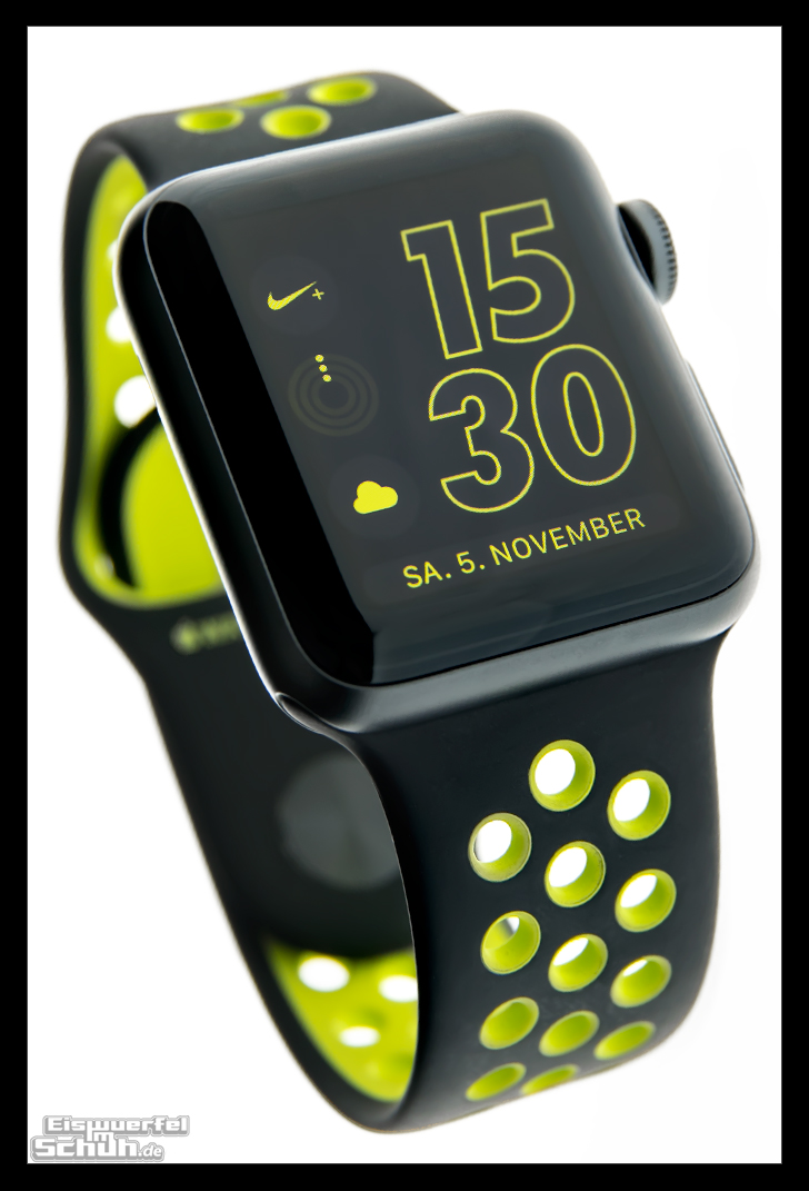 Apple Watch Series 2 Nike+ Display und Armband