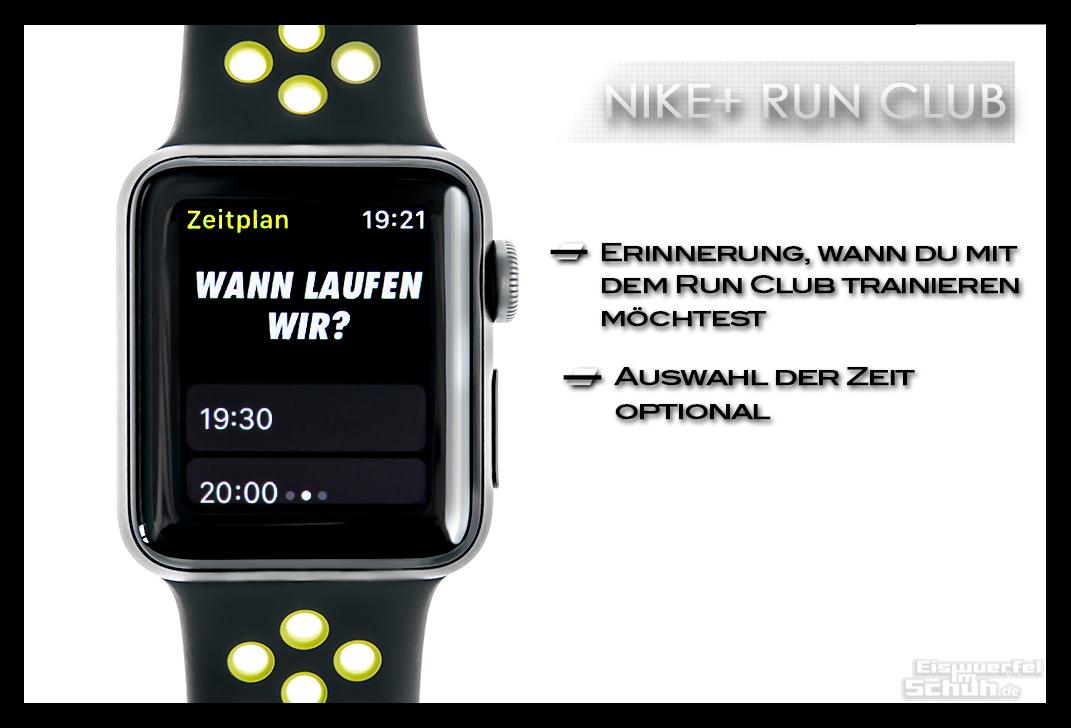 Apple Watch Series 2 Nike+ NRC App