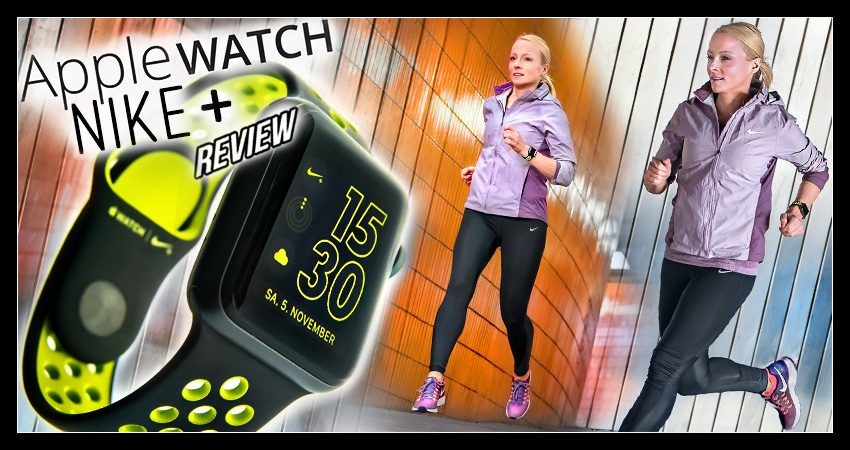 Die Apple Watch Series 2 Nike+ als Sportuhr (Test)