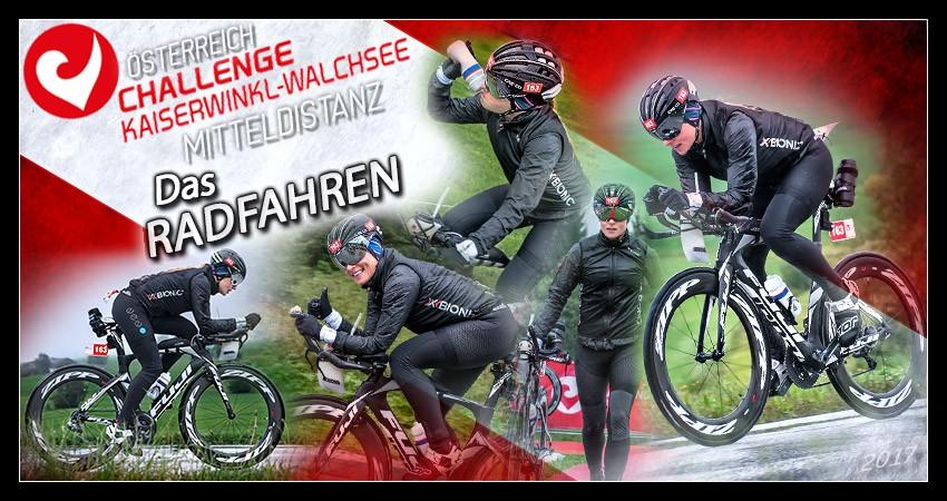 Challenge Kaiserwinkl-Walchsee Radstrecke