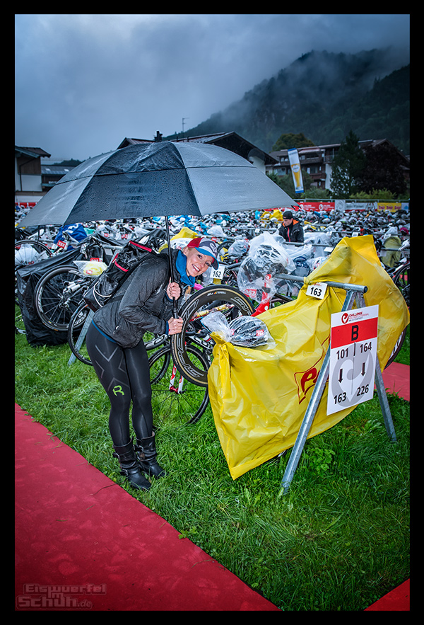 Challenge Kaiserwinkl-Walchsee Bike Check In