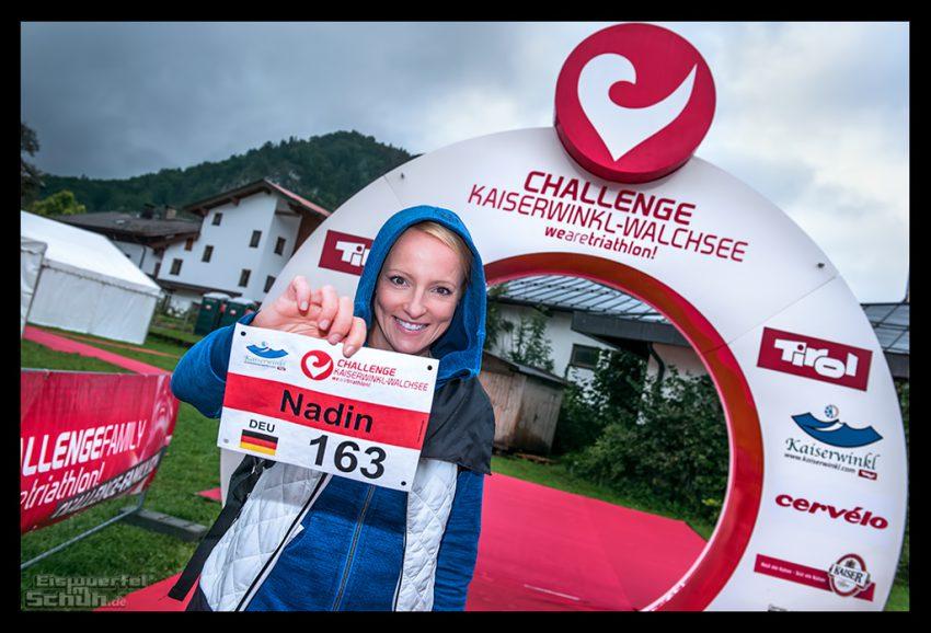 Challenge Kaiserwinkl-Walchsee Zielbogen