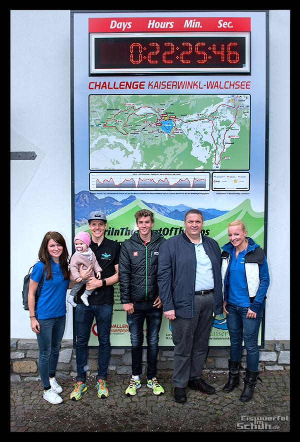 Challenge Kaiserwinkl-Walchsee Pressekonferenz
